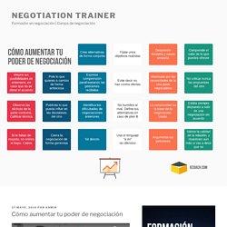 Cómo aumentar tu poder de negociación