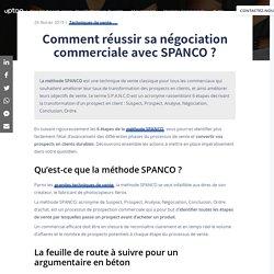 Méthode SPANCO : boostez votre négociation commerciale !