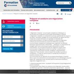 Chambre de Commerce et d'Industrie Formation Auvergne