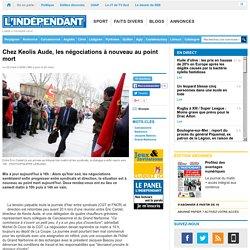 Chez Keolis Aude, les négociations à nouveau au point mort - Lindépendant.fr