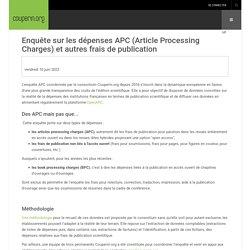 Négociations - Recueil et analyse des APC 2015 2017