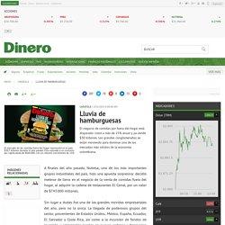 Negocio de comidas en Colombia