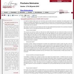 Négoformation : Formation et conseil en négociation pour savoir être négociateur