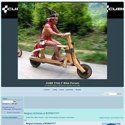 Negozi ciclismo a ROMA?!?!?