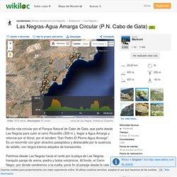ruta Las Negras-Agua Amarga Circular (P.N. Cabo de Gata) - Las Negras, Andalucía