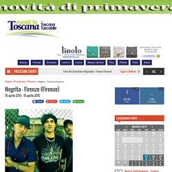 Negrita - Firenze (Firenze) - Eventi in Toscana