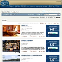 New England Inns & Resorts Association