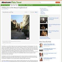 Marais Walking Tour - Walking Tour of the Marais in Paris - Paris Walking Tours - Place des Vosges - Historic Jewish Quarter in Paris - Medieval Paris