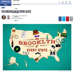 Hipster Neighborhoods - The Brooklyn of Every State - Thrillist