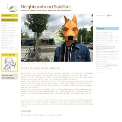 .: Neighbourhood Satellites :.