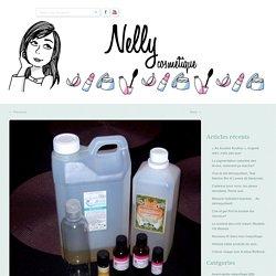 Nelly cosmétique