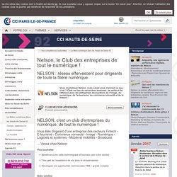 Nelson le club du numérique