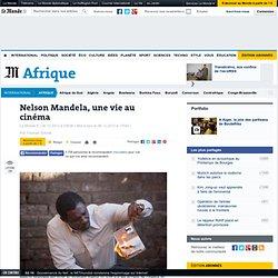 Nelson Mandela, une vie au cinéma