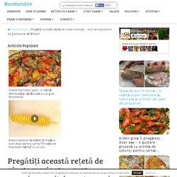 Pregătiți această rețetă de vinete marinate - sunt nemaipomenit de gustoase și sănătoase! - Bucatarul.tv