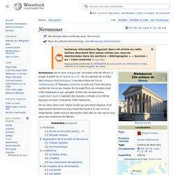Nemausus / Nîmes