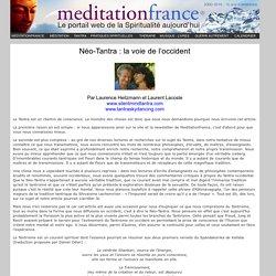 Néo-Tantra: la voie de l'occident