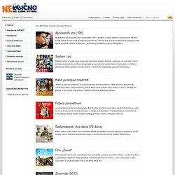Domaci Filmovi - Neobicno – Besplatno gledanje domacih filmova i serija