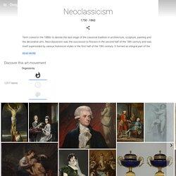 Neoclassicism — Google Arts & Culture
