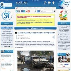 La face brutale du néocolonialisme en Afghanistan