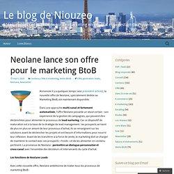 Neolane lance son offre pour le marketing BtoB