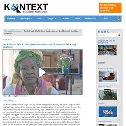 Der Fall Mali: Wie 30 Jahre Neoliberalismus den Boden für den Krieg bereiteten
