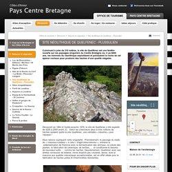 Site néolithique de Quelfenec - Plussulien - Pays Centre Bretagne