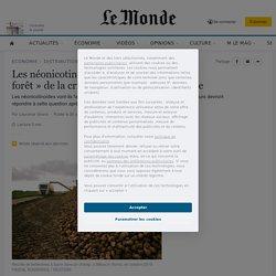 Les néonicotinoïdes, «l'arbre qui cache la forêt» de la crise de la betterave en France
