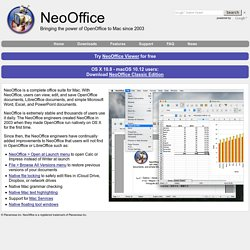 Neo Office for Mac
