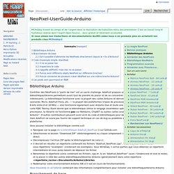 NeoPixel-UserGuide-Arduino