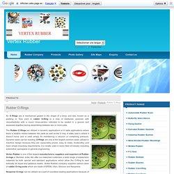 Neoprene, Viton, EPDM & Silicone O-Rings