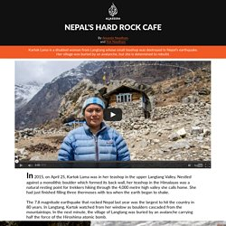 Nepal's Hard Rock Cafe