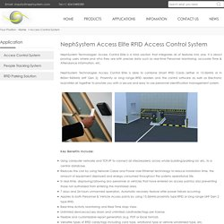 RFID Access Control – Elite Access Control – Nephsystem Technologies