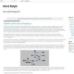 Nerd Ralph: Search results for nrf