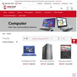 NerdsShop: Computers - Laptops, Desktops, AIO & Convertibles