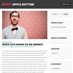 My son is gay « Nerdy Apple Bottom