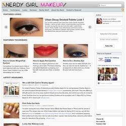 Nerdy Girl Makeup