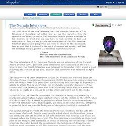 Neruda Interviews