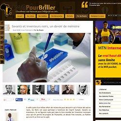 NesPourBriller.net - Savants et inventeurs noirs, un devoir de mémoire