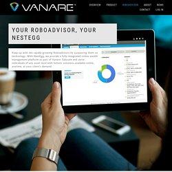 NestEgg Roboadvisor — Vanare