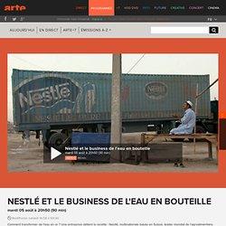 Nestlé et le business de l'eau en bouteille