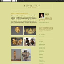 Nestor's Cup: National Archaeological Museum