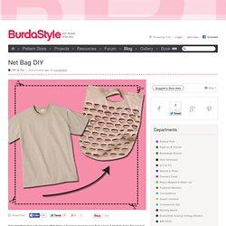 Net Bag DIY – Sewing Blog