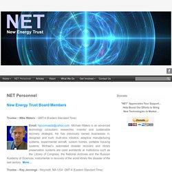 NET Personnel