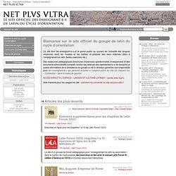 NET PLVS VLTRA
