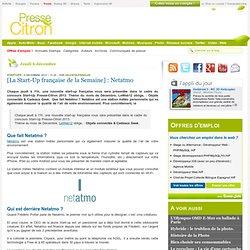 Netatmo : [La Start-Up française de la Semaine]