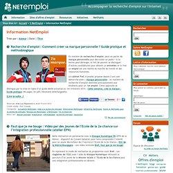 Information NetEmploi