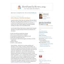 NetFamilyNews