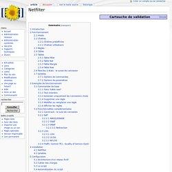 Netfilter - WikisAdmins