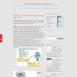 Capitulo 3 - Design de Redes usando EIGRP, OSPF e BGP