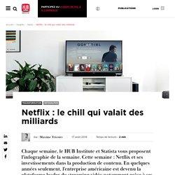 Netflix : le chill qui valait des milliards